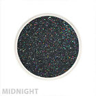 Glitter Glamour Holographic Loose Glitter Midnight Shimmer Powder