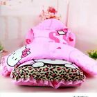 Luxury Princess Pet Beds For Small Dogs Pink Leopard  Blue Cat Puppy Animals Bed