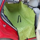 High Quality Pet Dog Cat Car Rear Back Seat Carrier Cover Pet Dog Mat Blanket Co