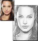 COMMISSION an A3 Pencil Portrait from your Photo's!