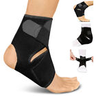 Medical Ankle Support Strap Compression Wrap Bandage Brace Neoprene sports foot