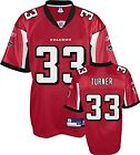 Atlanta Falcons Michael Turner Toddler Reebok Replica Jersey Clearance $40 on eBay