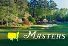 2019 Masters Tournament Golf - Grounds Badge - Wednesday Practice April 10th