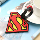 Silicone Cartoon Travel Luggage Tags Suitcase Baggage Label with Name Address #1