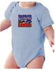 .Infant creeper bodysuit One Piece t-shirt Proud Daddy Saves Lives Officer k-556