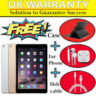 Apple iPad Air 2 - 16GB, 32GB, 64GB, 128GB Wi-Fi  4G Unlocked 9.7&quot; EXCELLENT UK <br/> FREE Usb Cable +Case  +UK WARRANTY