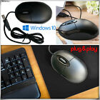 Universal Mini Business Office USB Optical Mouse PC Computer Laptop Scroll Wheel