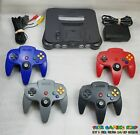 Kyпить Nintendo 64 N64 Console System New Controllers *LIKE NW * RECONDITIONED IN & OUT на еВаy.соm