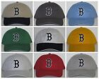 Boston Red Sox Polo Style Cap ⚾Hat ⚾CLASSIC MLB PATCH/LOGO ⚾11 Cool Colors ⚾New on Ebay