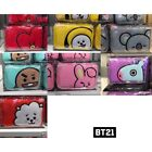 BTS BT21 Official Authentic Goods Enamel Pouch Free Standard Ship With Track Num