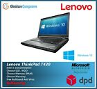 Cheap Fast Lenovo ThinkPad Office Laptop T430 Core i5 8GB Ram 1TB HDD Windows 10