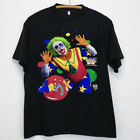 Tee Shirt Vintage WWF Wrestling T Shirt Mens Doink The Clown 90s RARE Rprint image