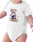 Infant creeper bodysuit One Piece t-shirt Grandpa Says I'm A Keeper k-694