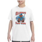 Youth Kids T-shirt Grandpa's Fishin' Buddy Fishing k-1832