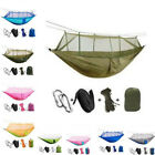 Tent Sky Camping Double Person Travel Hammock With Nylon Mosquito Net Outdoor