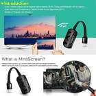 MiraScreen G4 Wireless WiFi Display Dongle Receiver 1080P HD TV DLNA Airplay OB1
