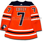 PAUL COFFEY EDMONTON OILERS HOME AUTHENTIC PRO ADIDAS NHL JERSEY