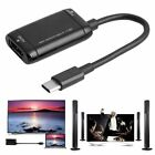 1080P Type C MHL to HDMI USB Cable Adapter for Samsung Galaxy S8 S9 Note 9 8 USA