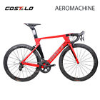 Costelo AEROMACHINE MONOCOQUE Carbon Road Bicycle Complete Bike Ultegra R8000
