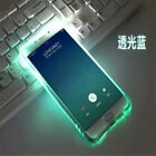 Glow In The Dark Luminous Fluorescence Case Cover For Gold iPhone78 X Samsung S8