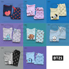 BTS BT21 Official Authentic Goods Tjama Long Sleeve+pajama Pants SET