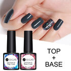 BORN PRETTY UV LED Gel Nail Polish Top Base Coat Manicure Long Lasting Salon