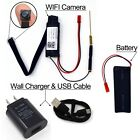Professional  WiFi Spy Camera Wireless 1080p Digital Video lot Motion Activated