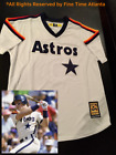 NEW Jeff Bagwell Houston Astros Men's 1982-1993 Style Retro Jersey Biggio Era on Ebay