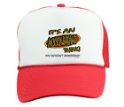 Trucker Hat Cap Foam Mesh It's An Accountant Thing You Wouldn't Understand
