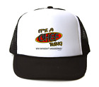 Trucker Hat Cap Foam Mesh It's A Chef Thing You Wouldn't Understand
