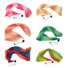 Flowy Silk Veil Poi Throw Balls for Belly Dance Costume Dancing Accessories