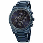 Men's Akribos XXIV AK1072 Quartz Chronograph Stainless Steel Bracelet WatchWristwatches - 31387