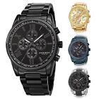 Men's Akribos XXIV AK1072 Quartz Chronograph Stainless Steel Bracelet Watch image