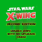 Kyпить X-Wing Miniatures 2.0 Game 2nd Edition: Unused Ships with NO upgrade cards! на еВаy.соm