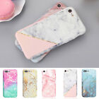 Case For Iphone Xs 6s 7 8 Plus 5s Cover 360 Marble Ultra Thin Shockproof Hybrid
