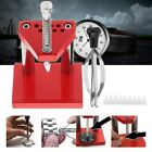 USA Watch Repair Tools Puller Plunger Remover Hand Presser Press Fitting Kit image