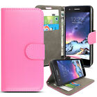 Case Cover For LG K4 K8 K10 2017 Leather Flip Phone Wallet Free Screen Protector