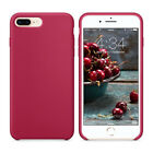 For iPhone 6s 7 8 Plus XS Max Shockproof Bumper Silicone Phone Case Cover 2018