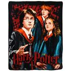 Harry Potter Micro Throw Blanket Perfect for Winter Cozy Warm Soft Bedroom Decor
