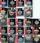 """NFL """"Property Of"""" Pin Choice 21 Pins Choose Team Pin PDI/Wincraft New on Card $6.0 USD on eBay"""