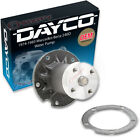 Dayco Water Pump for Mercedes-Benz 240D 1974-1983 - Engine Tune Up Accessory od
