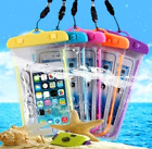 ⚡Waterproof Phone Holder BAG with LANYARD for iPhone, samsung, All Smart phone
