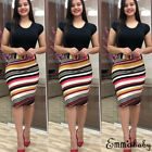 Women&#039;s Bandage Bodycon Short Sleeve Evening Party Cocktail Club Short Dress US <br/> ❤US STOCK ❤High Quality❤FAST DELIVERY ❤EASY RETURN
