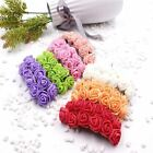 12pcs/lot NEW Foam PE Rose Artificial Flower For Wedding Home Party Decoration M
