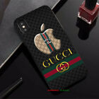 Cases Luxury!Gucci85XR!Apple67X iPhone XS Max X 7 8 Plus 6s Samsung Note 9 Cases