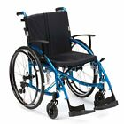 Drive Spirit Self Propelled Manual Wheelchair Mobility Aid Lightweight Foldable