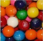"Внешний вид -  Dubble Bubble ASSORTED FLAVORS Gumballs (1"" 24mm) Gum Balls (select quantity)"