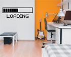| Loading | 5 Colors | 4 Sizes | Gaming Vinyl Wall Decal Vid