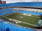 2 Carolina Panthers vs Tampa Bay Buccaneers Tickets Sec 537 ROW 10 on eBay