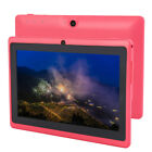 7  Inch Tablet Android 4/8GB Quad Core 4.4 Dual Camera Bluetooth WIFI Tablet
